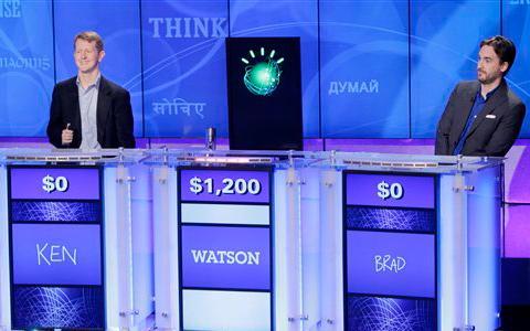 Watson - Jeopardy