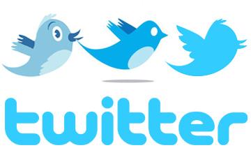 evolucion del logo de twitter
