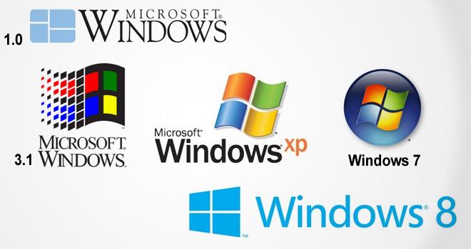logo windows 8