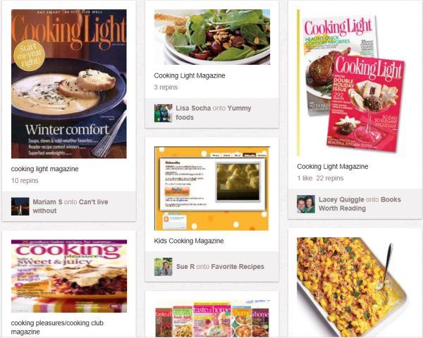 Pinterest envía más tráfico a revistas y blogs que Twitter