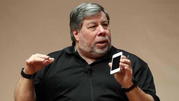 A Steve Wozniak no le gusta la pantalla del iPhone 5, Apple críticada duramente por su co-fundador