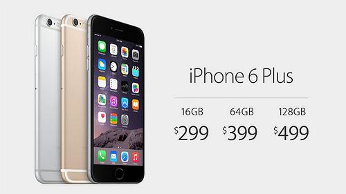 precio del iphone6