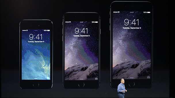 iphone 5 y 6