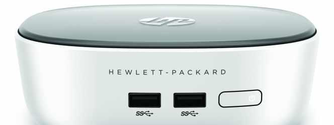 HP pc compacto 2015
