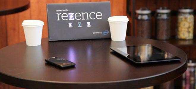 Intel presenta su sistema de carga inalámbrica