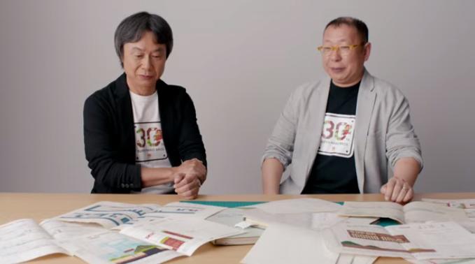 Como diseñaron el primer Super Mario, insólito, pero fue en papel cuadriculado