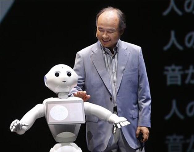 """Conoce a Pepper, el robot """"con corazón"""""""