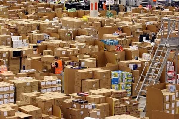 Amazon pagará a los usuarios por repartir paquetes