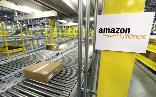 Amazon reforzará su plantilla para Navidad