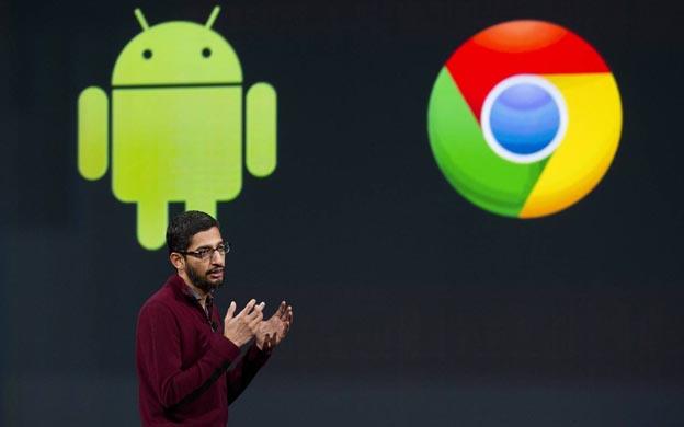 Google eliminara el sistema operativo Chrome OS