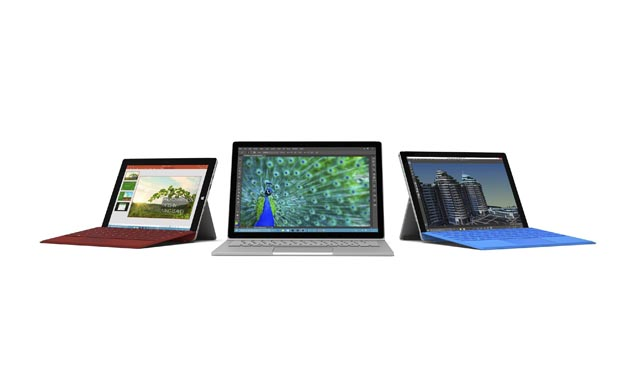 Microsoft lanza su primera laptop