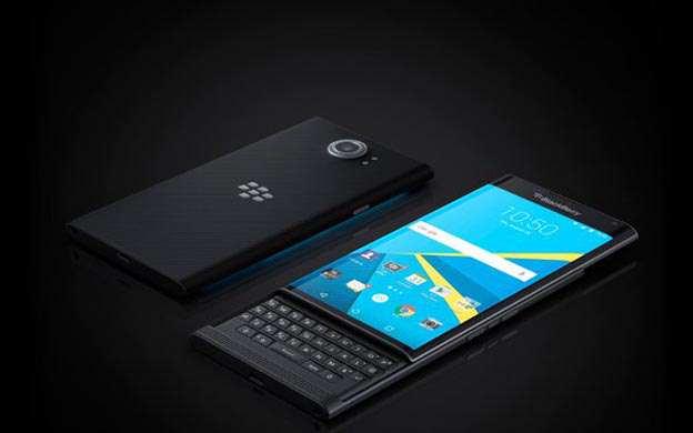 BlackBerry lanza teléfono para Android