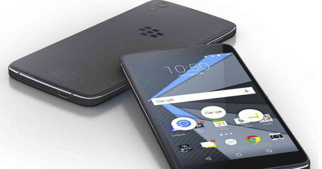 Blackberry se la juega con su nuevo móvil con Android