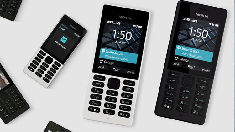 Nokia resucita como un Ave Feníx y lanza un nuevo móvil