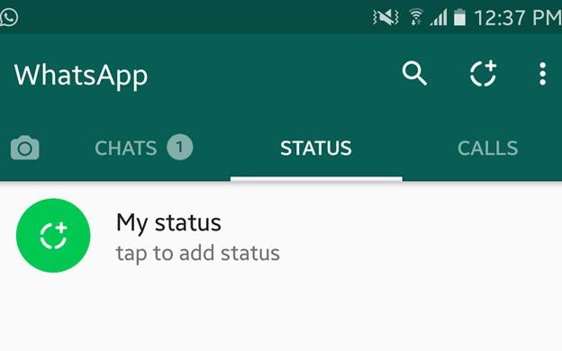 WhatsApp launches STATUS